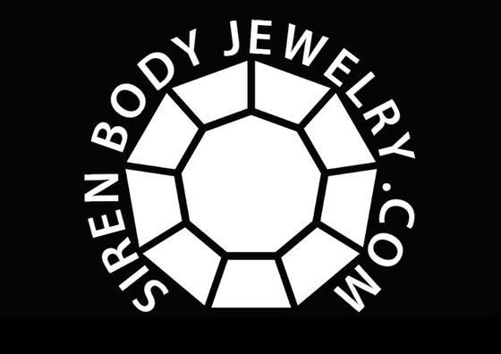 Siren body jewelry