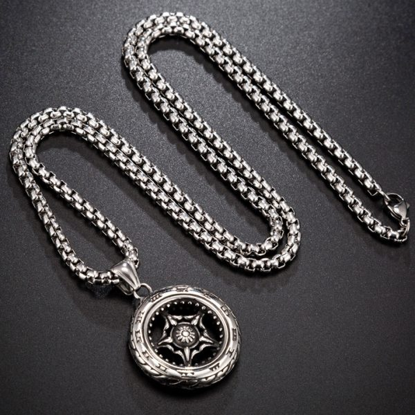 Stainless Steel necklace 1