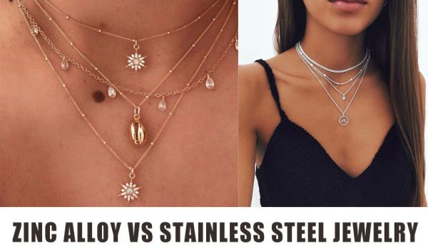 Zinc Alloy Vs Stainless Steel Jewelry – Which One Should You Choose