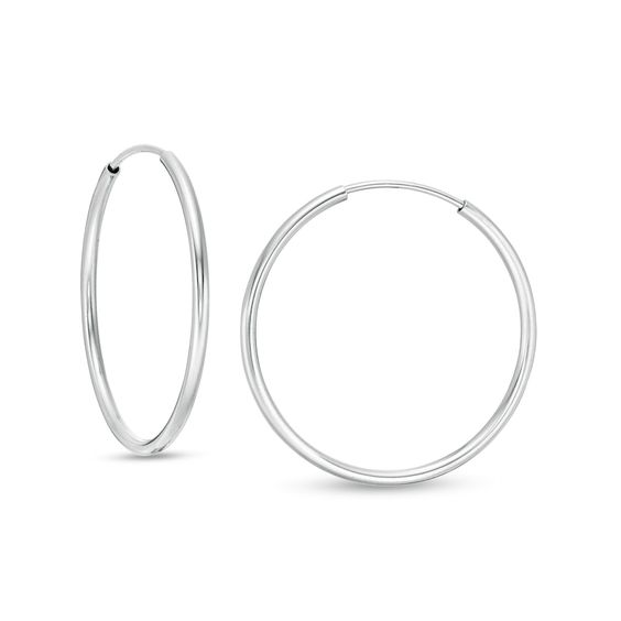 Continuous hoop