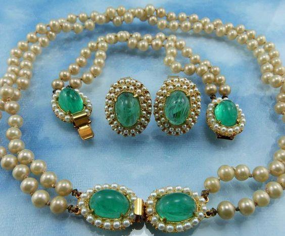 Gulf Pearl Parure Bracelet