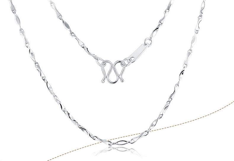 Platinum necklace3