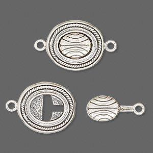 Tab lock clasp