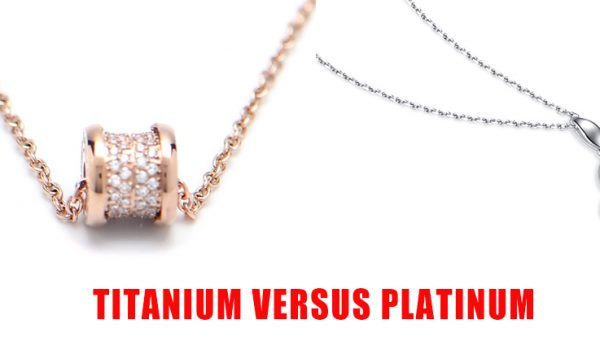 Titanium Versus Platinum – Is Titanium Jewelry Better Than Silver