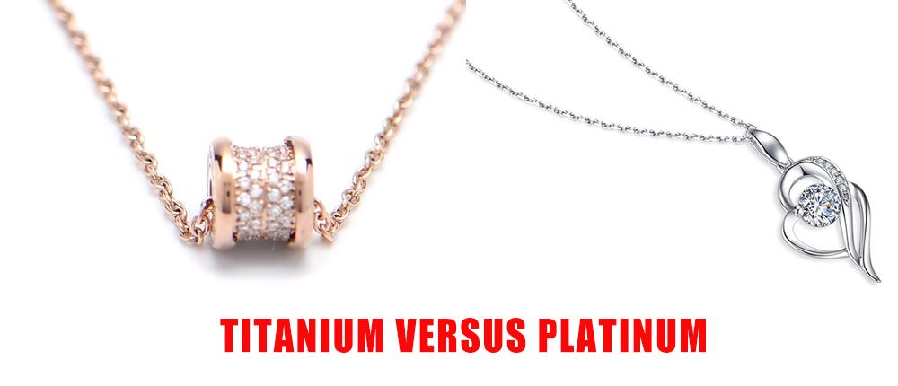 Titanium Versus Platinum