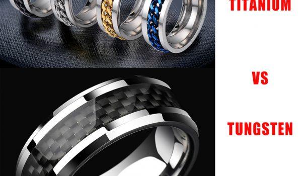 Tungsten Vs Titanium – Difference Between Tungsten And Titanium