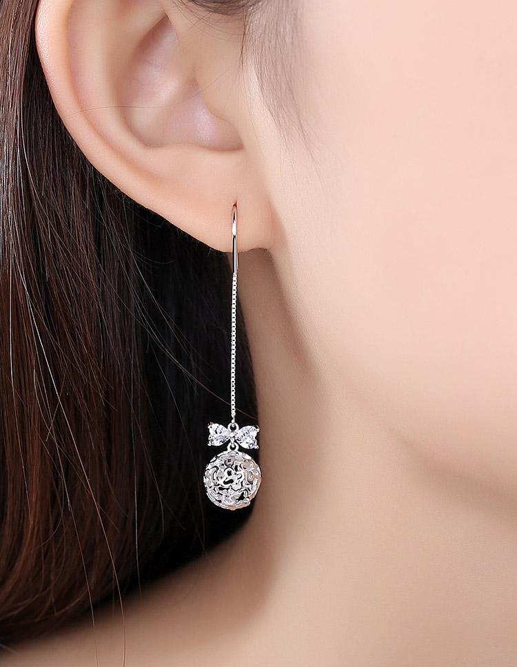 Drops Lobe Earrings