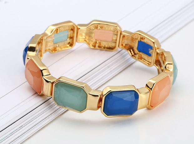 resin jewelry bracelet