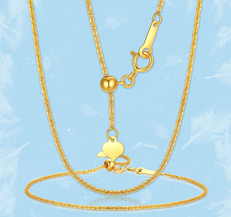 18K Gold Plated necklace