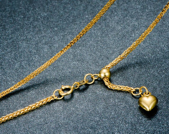 18K Gold Plated necklace2
