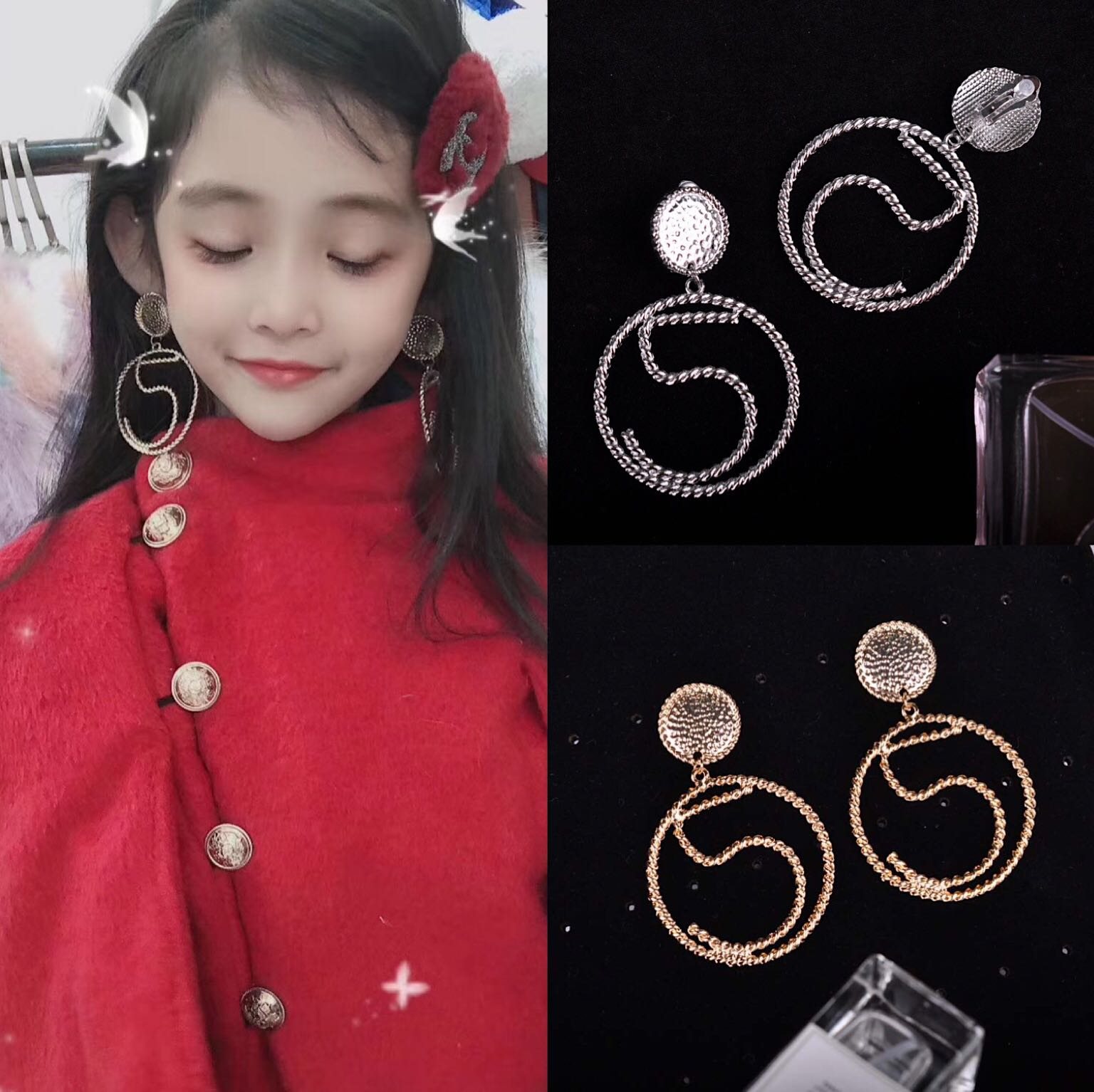 Best Earrings For Toddlers