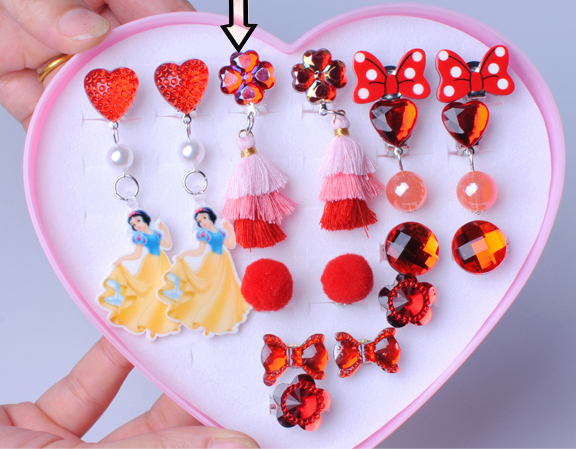 Earrings For Toddlers