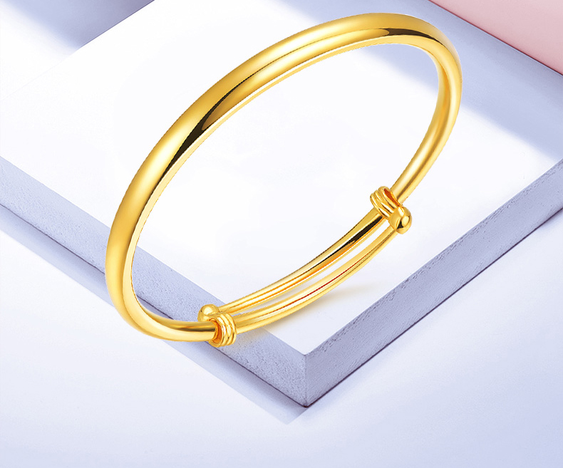 Gold Plated Jewelry Bracelet2