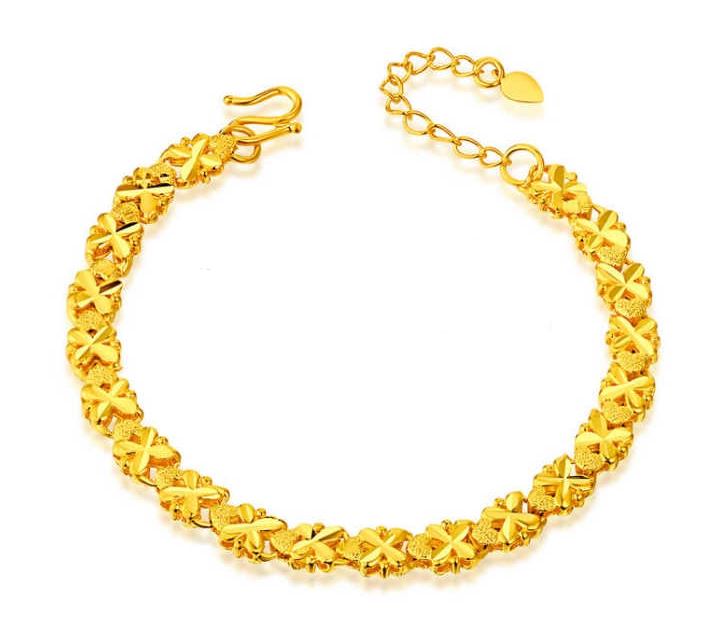 Gold Plated Jewelry Necklace 1