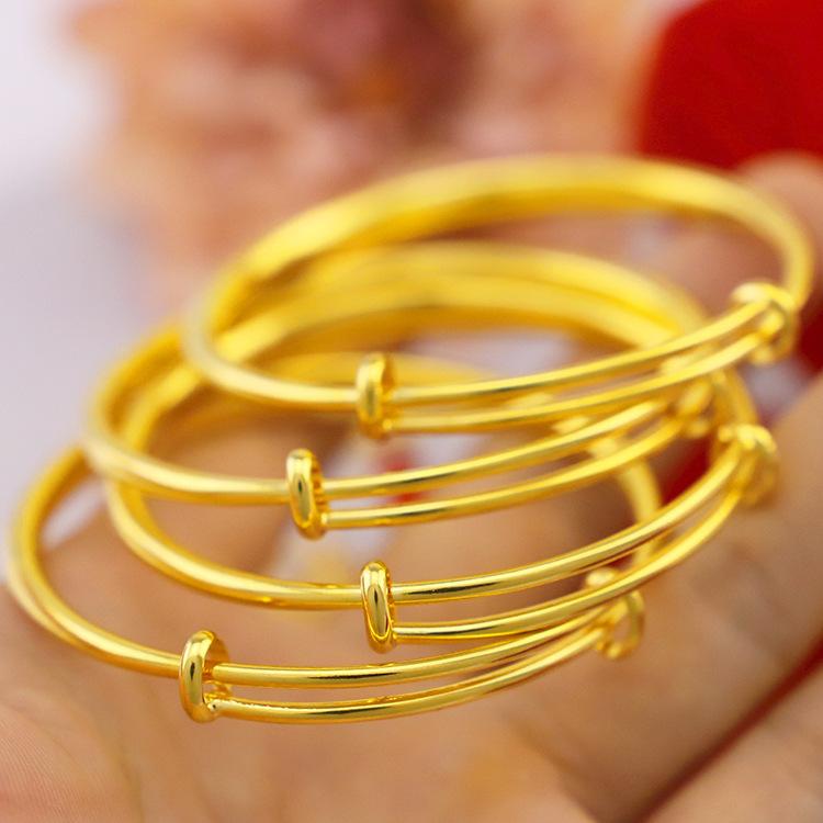 Gold Plated Jewelry bracelet 1