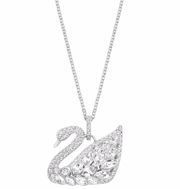 Rhodium plating necklace