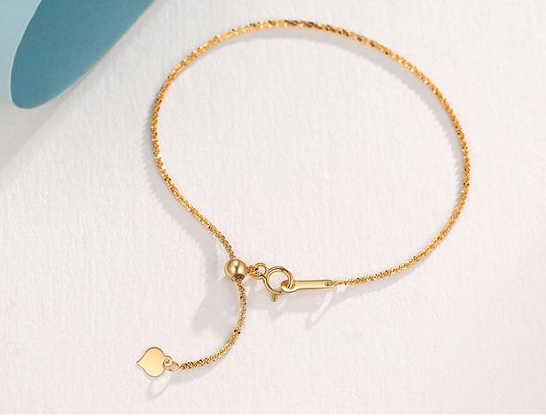 18k gold plated jewelery