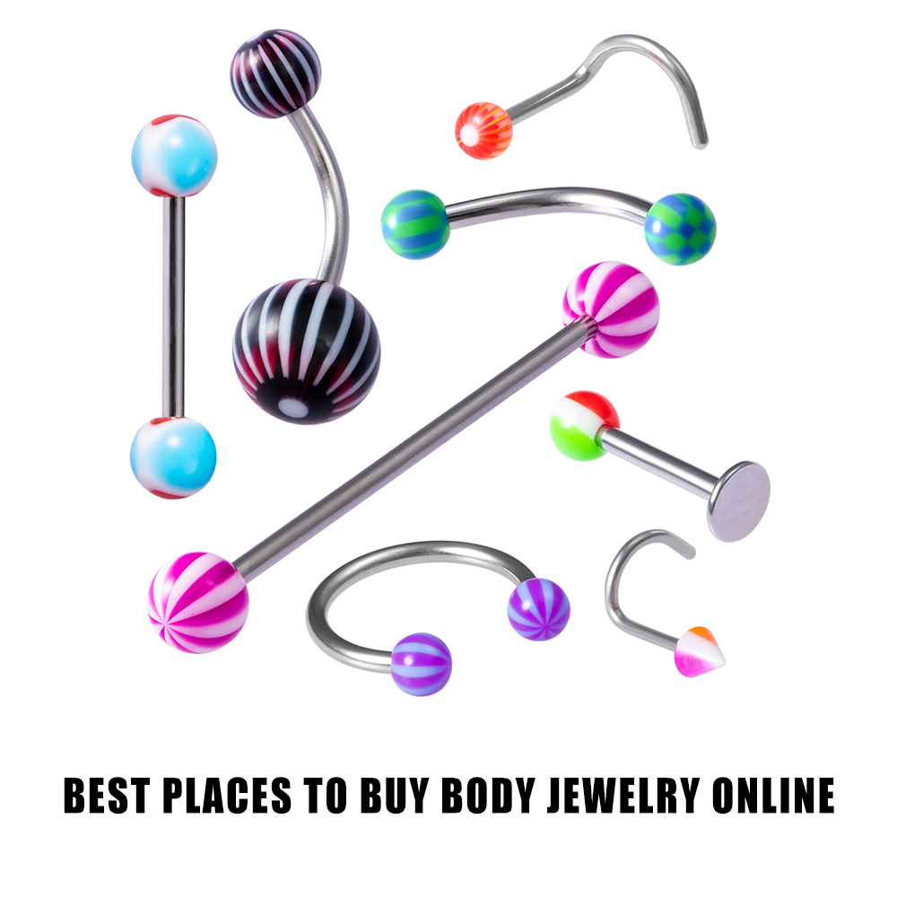 Best Places To Buy Body Jewelry Online