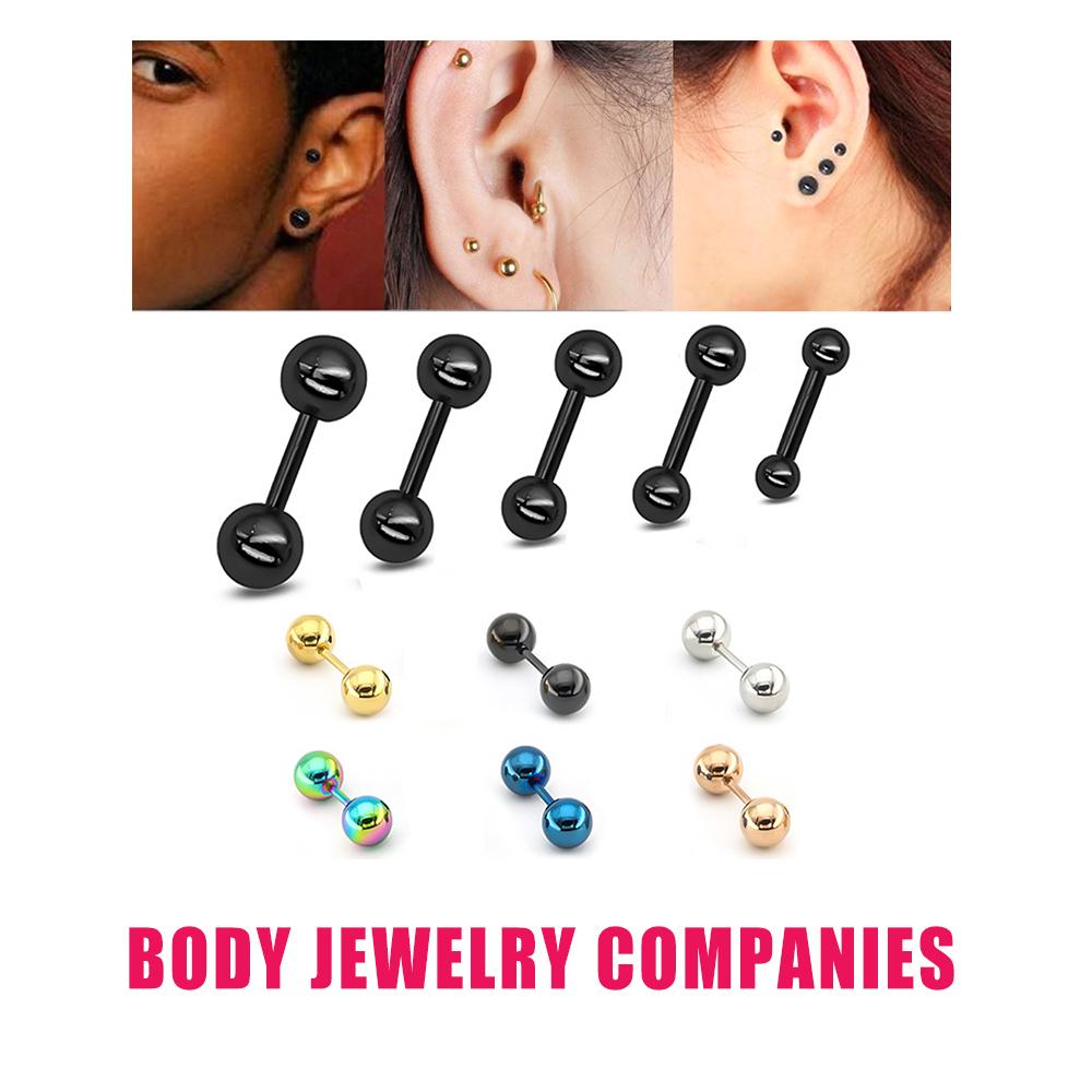 Body Jewelry Companies