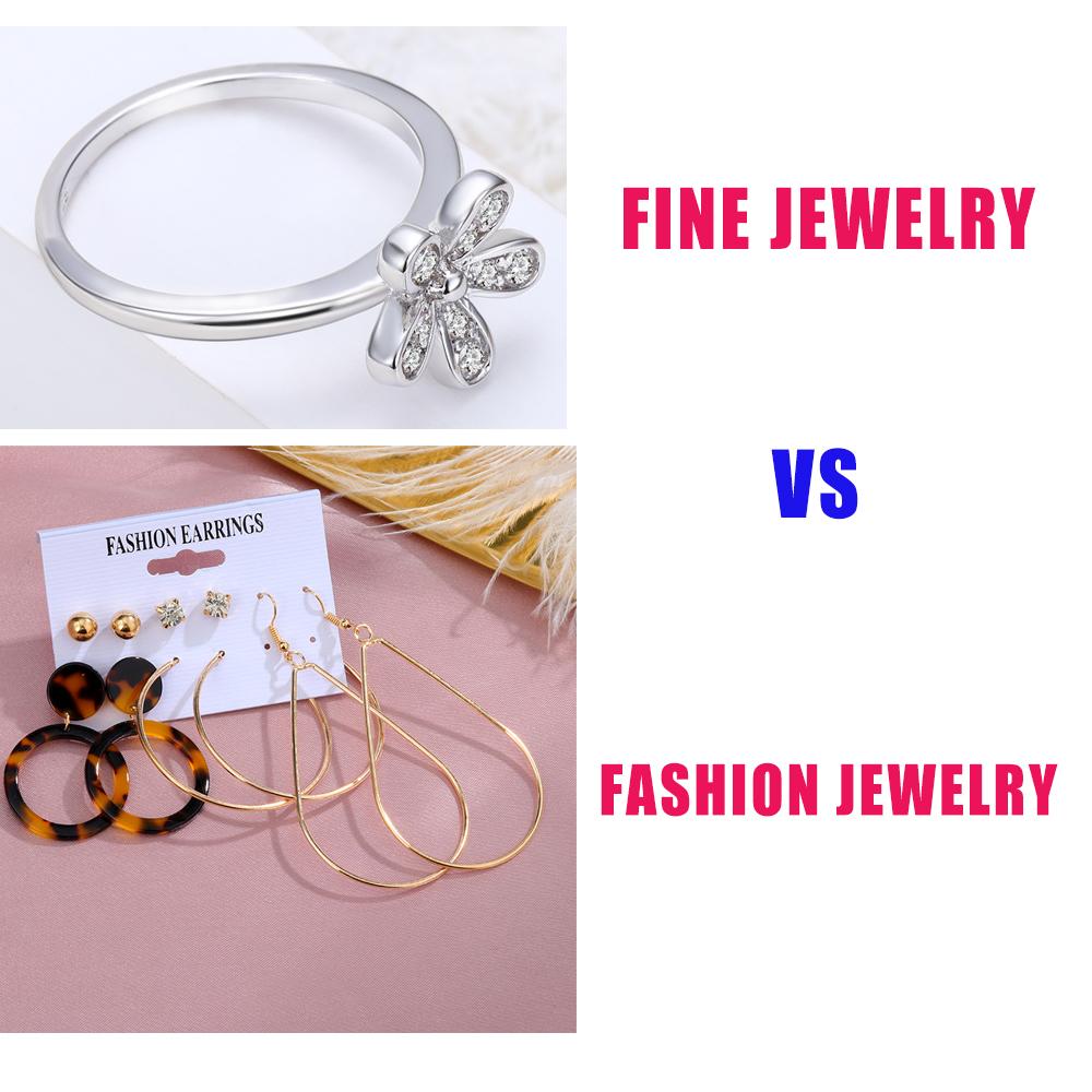 Fine Jewelry Vs Fashion Jewelry