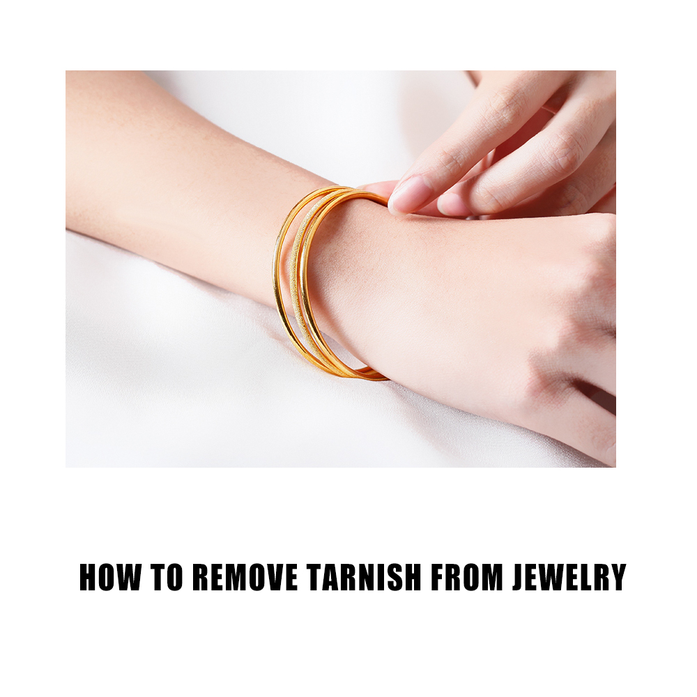 How to Remove Tarnish From Jewelry 1