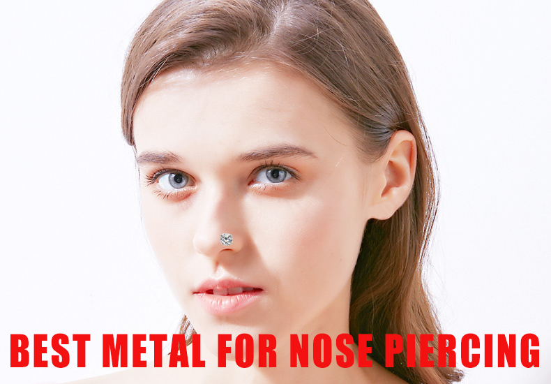 girl with nose piercing
