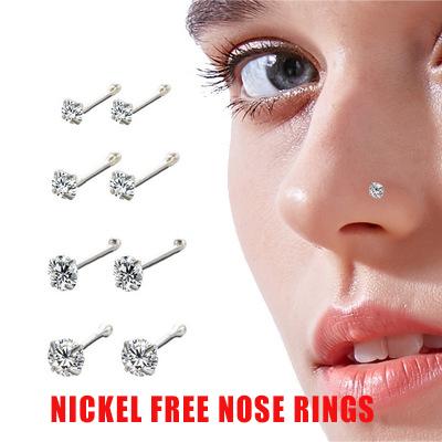 nickel free nose rings