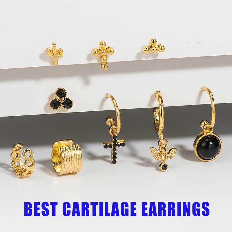 Best Cartilage Earrings