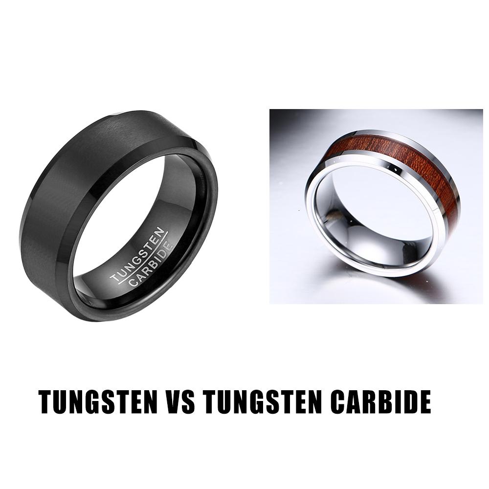 Tungsten Vs Tungsten Carbide